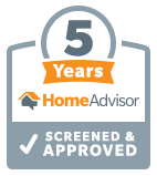 5 Years on Home Advisor