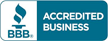 Better Business Bereau - accredited business