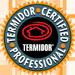 Termidor certified seal